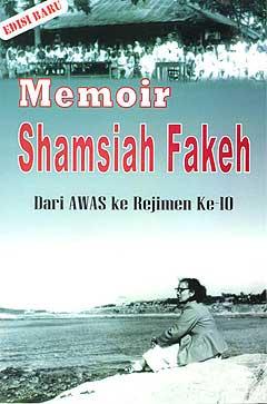 shamsiah fakeh book 191107 memoir