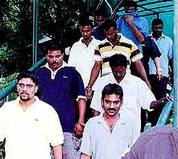 hindraf protestors court case 051207 men