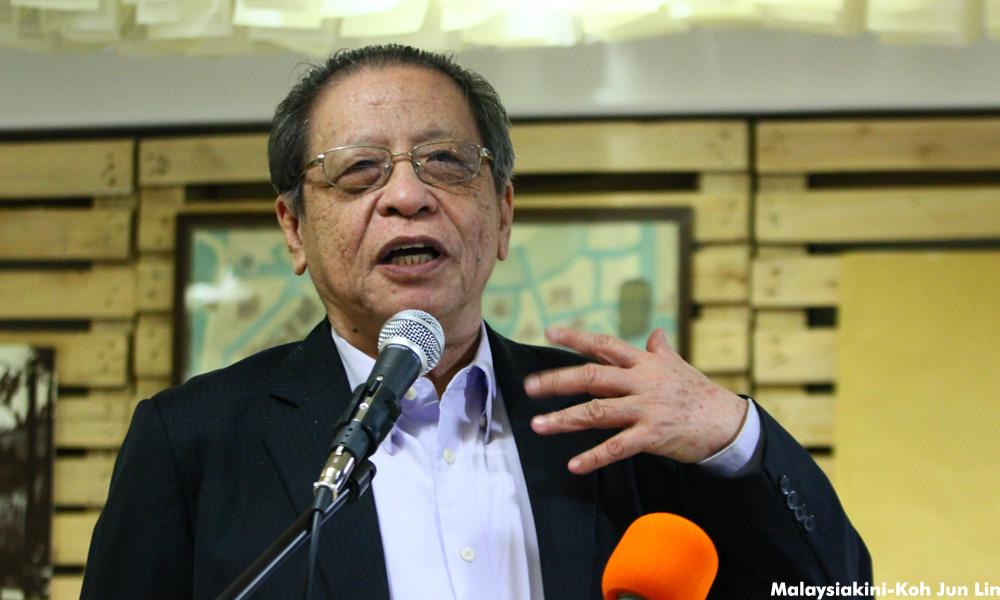 Ali Hamsa's backing for Ku Nan is shocking, says Kit Siang