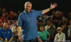 Najib scoffs at Harapan's 'fantasy' GST abolition, reforms