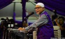 Haram umat Islam jadi ahli, sokong 'parti itu' - Hadi