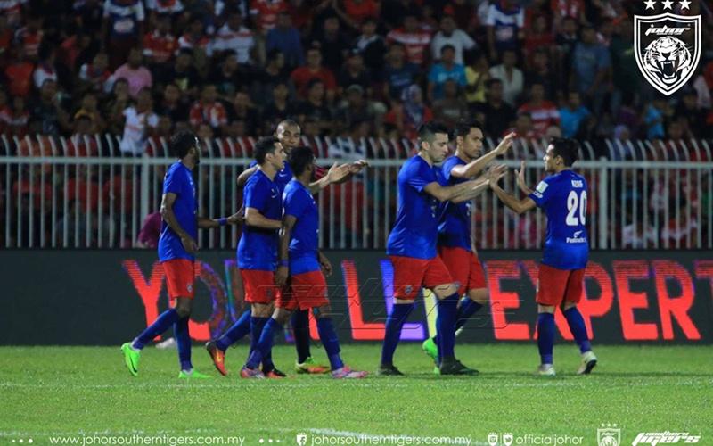 JDT Mahu Pertahan Liga Super, Juara Piala Malaysia