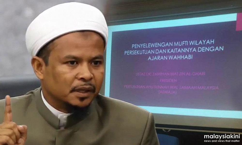 Zamihan bentang dakwaan 'penyelewengan' mufti Wilayah
