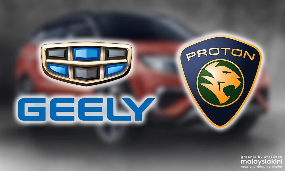 Geely S Suv Will Move Proton To Top Gear Portalkini