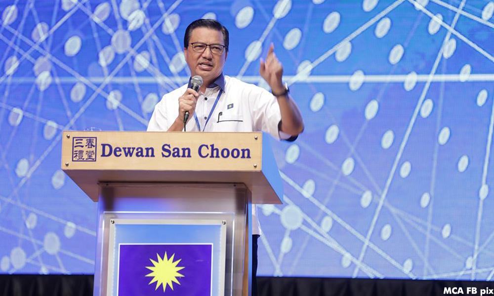 Liow urges KL folk to return to BN, shun DAP