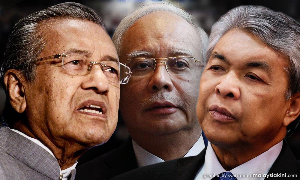 Zahid Digesa Buat Permohonan Maaf Oleh DAP