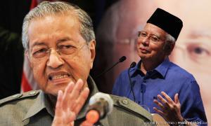 """""""前所未见的愚蠢"""",马哈迪斥前朝签不平等合同"""