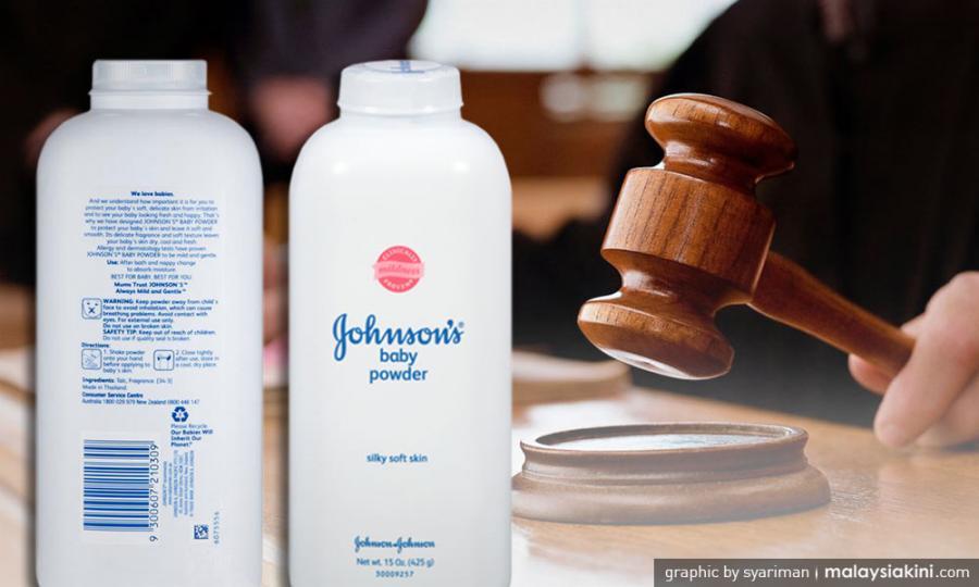 Malaysiakini Johnson Johnson Trial Company Denies Cancer Causing Baby Powder Claim