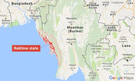 How the terrorist insurgency behind Myanmar attacks grew