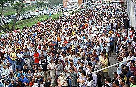 anwar tour perak 050308 gopeng mixed crowd big