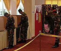 mafrel military postal vote casting 060308 vote