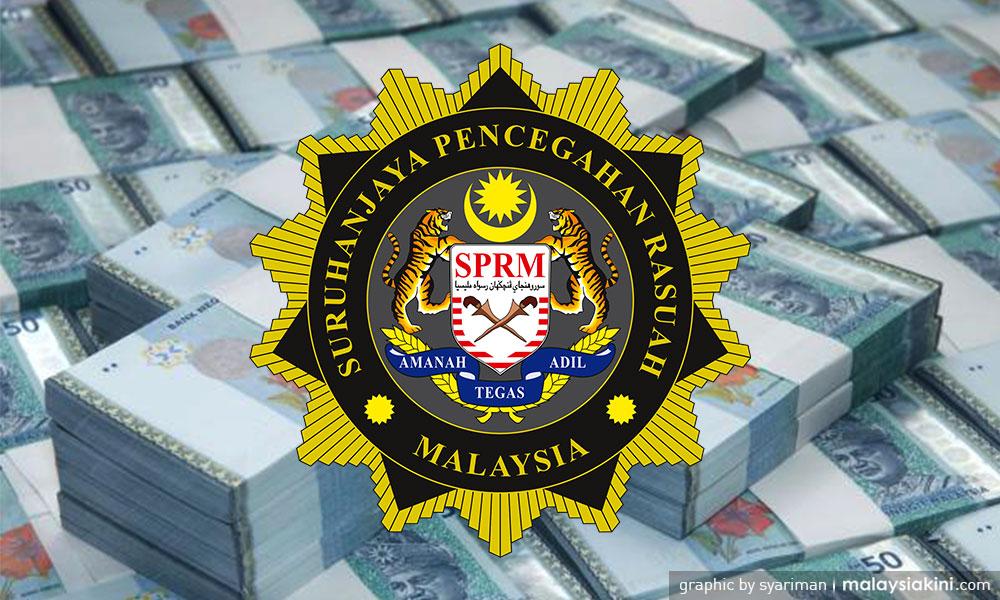 Report: MACC seizes RM150 million in Sabah raids