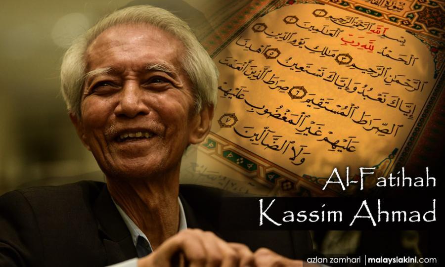 Malaysiakini Harussani Bersangka Baiklah Dengan Arwah Kassim Ahmad