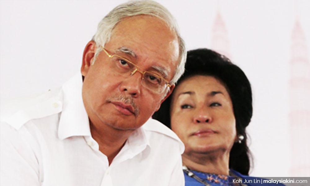 Negeri ruler strips Najib, Rosmah of Datuk Seri titles