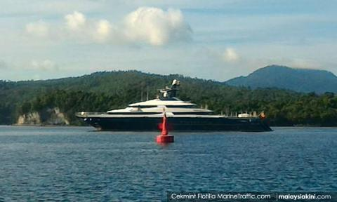 Zahid: No information on Jho Low's yacht