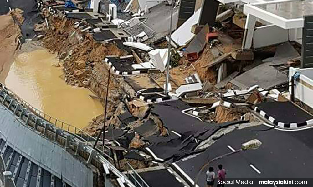 Malaysia dispatches army to flood-hit northern state of Penang