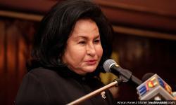 Rosmah: I won't step down from Permata