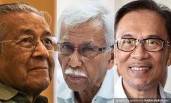 Mahathir himself is proof of plot against Anwar, PKR MP says