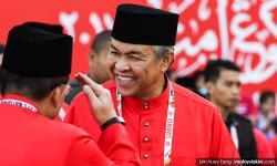 Multiracial Umno? I'd like to see KJ try, says Zahid
