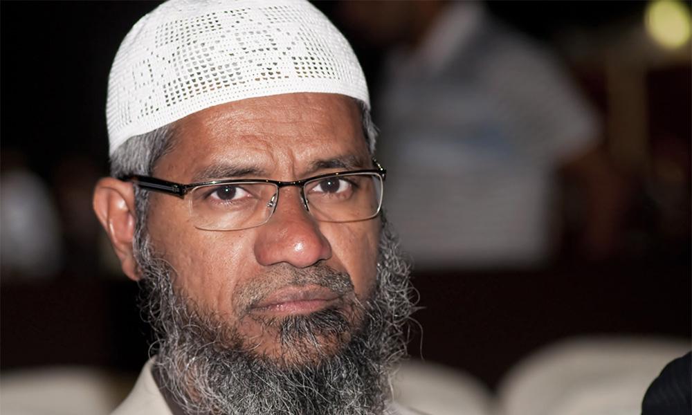 Zakir Naik a clear and present danger