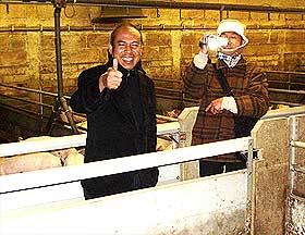 dr karim mansor german pig farm visit 150408