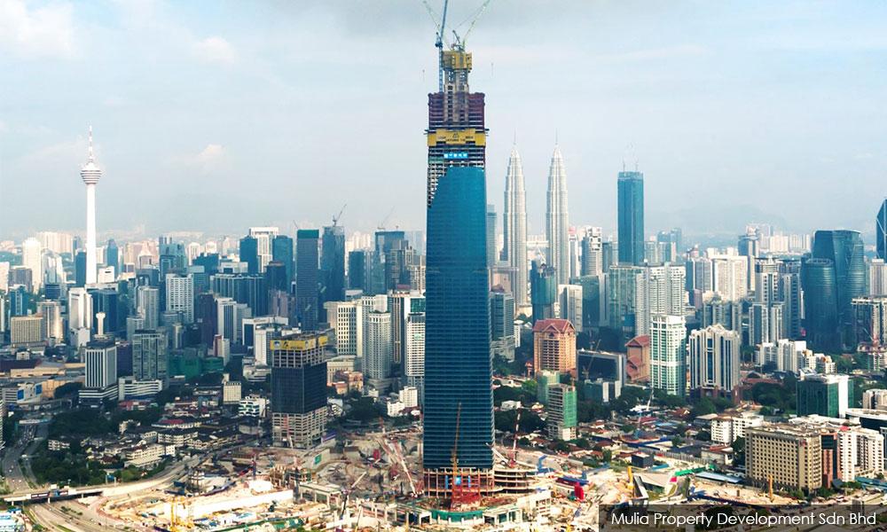 Exchange 106 Developer Eyes 50 Occupancy By End 2020 Market News Propertyguru Com My