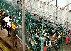 lenggeng detention camp myanmar burmese detainees incarcerated 220408