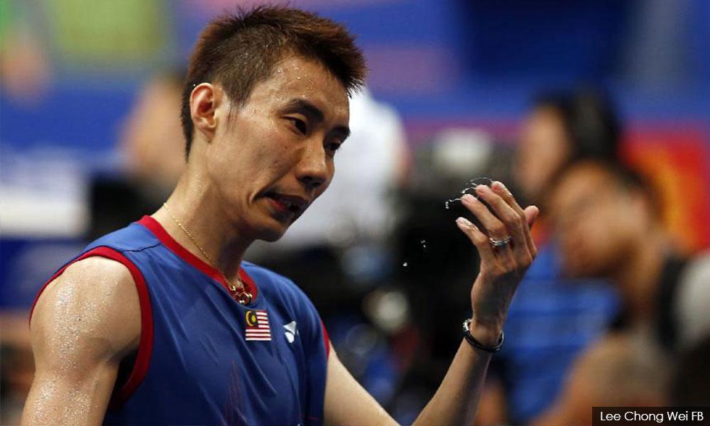Chong Wei jumpa Momota di final Terbuka Malaysia