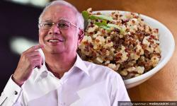 PMO: Najib doesn't eat quinoa exclusively