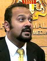 12th malaysia parliament king officiate 290408 gobind