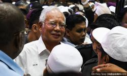 Najib: I did not steal from people