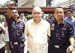 raja petra court case 060508 stumped