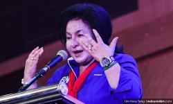 All that glitters from Rafizi are 'half-truths' – Rosmah cries 'diamond' trap