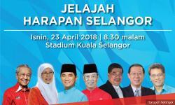 Harapan: S'gor event above board despite 'no public venue' rule