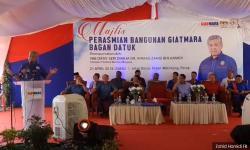 Zahid gives Bagan Datuk's Indian community a sneak peek at manifesto