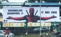Election fever: Deadpool joins the fray