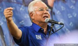 Najib: Is Dr M accusing China of corruption conspiracy with BN?