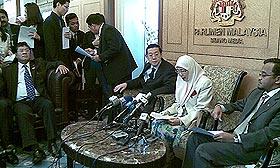 parliament 270508 paktan boycott utusan pc