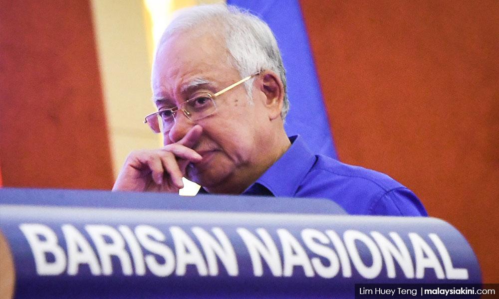 Kenapa Najib tiada dalam kabinet bayangan BN?