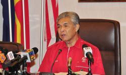 Buka Umno pada bukan Melayu: Zahid ingatkan KJ nasib Onn Jaafar