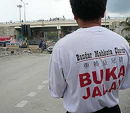 bandar mahkota cheras road opened 300108 02