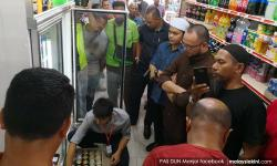 Don't act on your own, Perak MB tells NGO that forced mart to get rid of booze