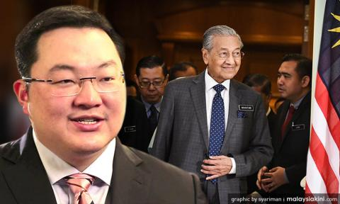 Jho Low dismisses WSJ's '1MDB bailout' report, blames Dr M