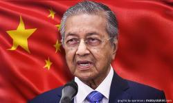 Mahathir: No more foreign warships, let Asean patrol South China Sea