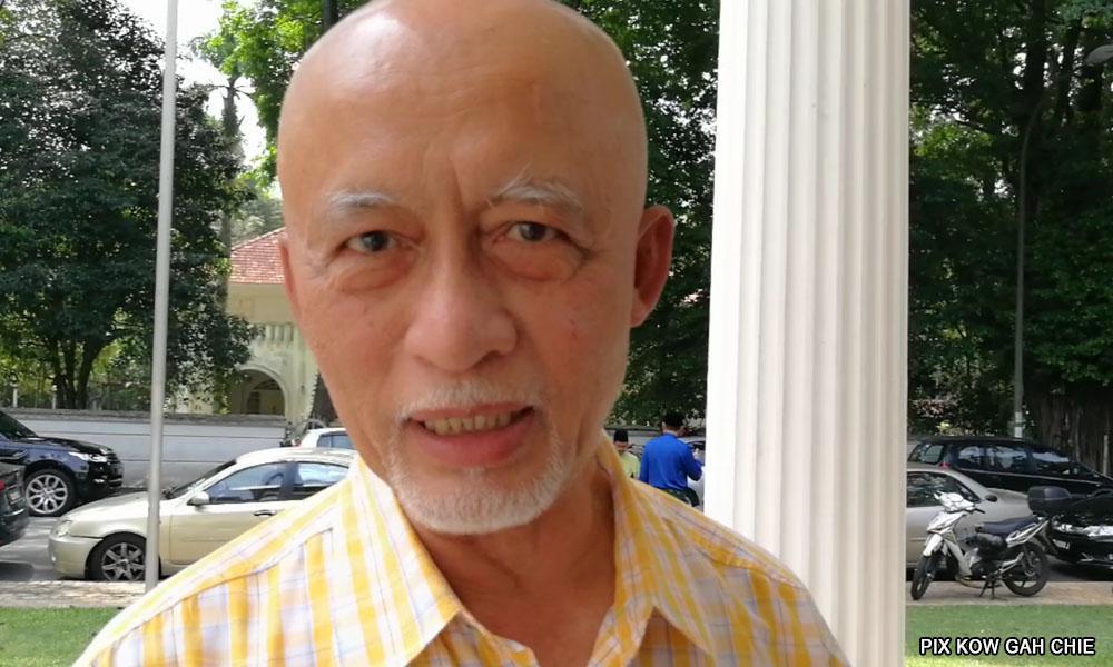 """""""Najib wajar diberi peranan dalam kerajaan"""""""