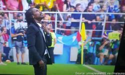 PKR flag makes World Cup debut