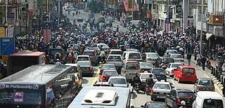 petrol price hike protest kg baru sogo 130608 06