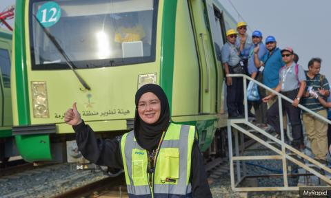 Prasarana leadership has to buck up or ship out