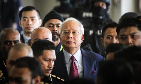 The eclipse of Najib's achievements by 1MDB scandal
