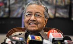 I'd work 36 hours a day if I could, says Mahathir
